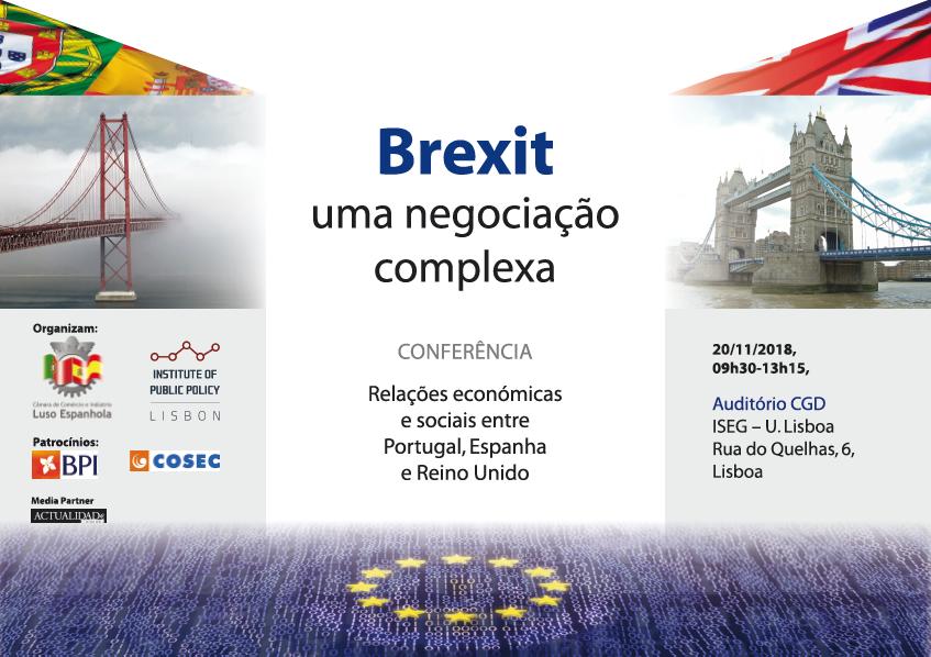 Conferência IPP   Brexit: uma negociação complexa